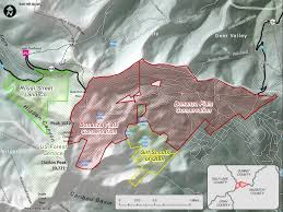 Park City Utah Trail Map by Bonanza Flats Has Been Saved Wasatch Backcountry Alliance