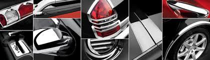 Old Ford Truck Parts And Accessories - chrome accessories u0026 trim for cars trucks suvs u2013 carid com
