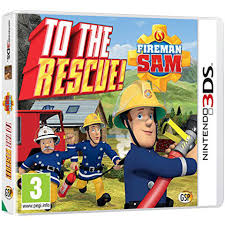 fireman sam rescue nintendo 3ds zavvi