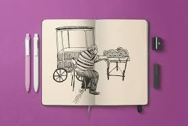 sketch album notebooks moleskine