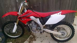 2005 honda cr250 motorcycles for sale