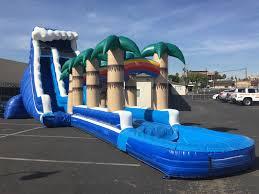 water slide rentals san diego by jump for adan