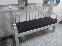 Bench Made From Bed Headboard Spool Bed Made Into A Bench Spool Bed Headboard Benches And Bench