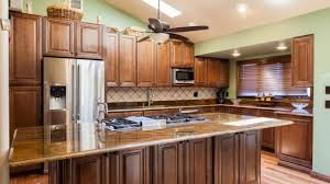Light Birch Kitchen Cabinets Interior Design For Birch Kitchen Cabinets In Combination With