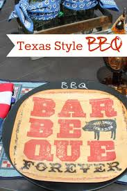 texas style bbq tablescape u2022 must love home