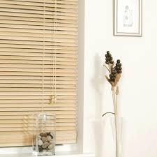 wood slat venetian blind natural free uk delivery terrys fabrics
