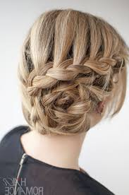 Formal Hairstyle Ideas by Hairstyle Ideas Braid