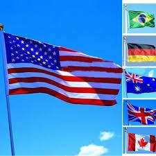 United Nation Flag Shop Banner Flags Online 90 150cm 3 5ft America Usa Nation Flag