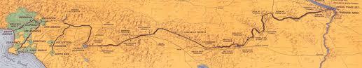 colorado snowpack map colorado river basin snowpack suggests a runoff year jfleck