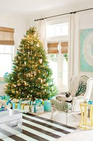 holiday decorating with seaside style southern living
