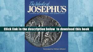free download the works of josephus complete and unabridged