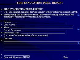 fire emergency plan lesson on fire emergency plan ppt video
