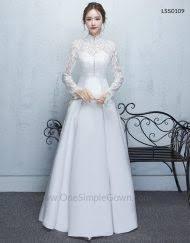 wedding dress murah gaun pengantin onesimplegown