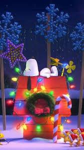 snoopy doghouse christmas decoration en navidad 3 christmas un besito de buenas noches