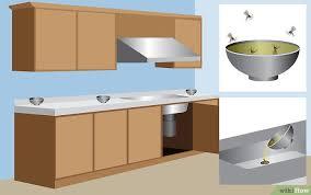moucherons dans cuisine comment se débarrasser des moucherons dans la cuisine