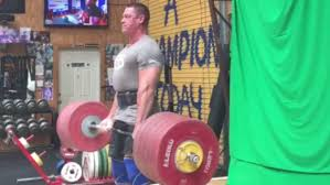 How Much Can John Cena Bench Press Watch John Cena Spend His 40th Birthday Deadlifting 602 Pounds Stack