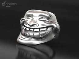 Trollface Meme - trollface meme ring rku852drr by ivangolota