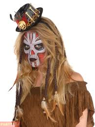 witch doctor and voodoo doll costume witch doctor fancy dress mens ladies halloween costume
