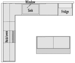 kitchen plan awesome kitchen design project designed by jooca