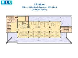 floor plans blu offices sofia