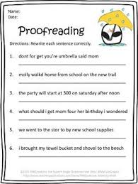 ideas collection proofreading worksheets for 6th grade for example
