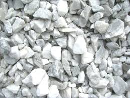 Rock Garden South by White Marble Chip Olimar Stone Decorative Stone Beach Pebbles