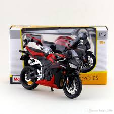 honda motorcycle 600rr 2018 maisto 1 12 motorcycle japan honda cbr 600rr diecast toy for