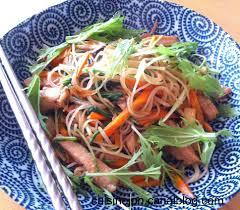 cuisiner vermicelle de riz recette de vermicelles de riz aux légumes fondants recettes
