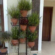 Flower Pot Holders For Fence - gardening items gardening gates retailer from panchkula
