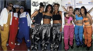 the women of u002790s hip hop and r u0026b whose iconic style we wanted to