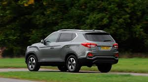 ssangyong 2018 ssangyong rexton review the korean land rover