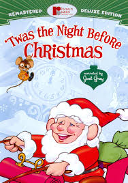 twas the night before christmas cast and characters tvguide com
