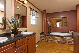 Home Bathroom Decorating Ideas Pertaining To Mobile Homes Plan For