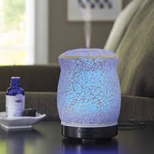 better homes and gardens 100 ml essential oil diffuser crackle