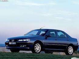 peugeot sedan car peugeot 406 sedan 2001 03