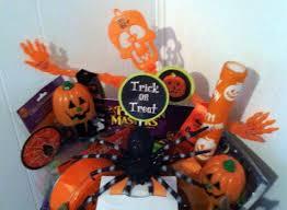 45 best halloween gift basket decor images on pinterest
