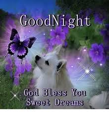 Sweet Dreams Meme - good night god bless you sweet dreams blessed meme on esmemes com