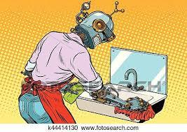 dessin evier cuisine clipart maison nettoyage lavage cuisine éviers travaux