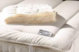 Wool Filled Duvet Wool Filled Mattress Topper Bedding Natural Bed Company