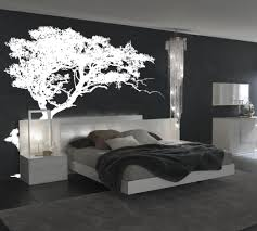 bedroom wall decal 14 impressively stylish ideas speedchicblog bedroom decal white color in black wall tree design