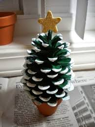25 unique pine cone tree ideas on pine cone crafts