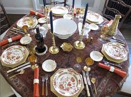 12 stylish thanksgiving table setting ideas home design