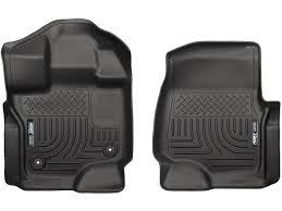 Husky Liner Floor Mats For Toyota Tundra by Sharptruck Com