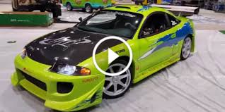 mitsubishi eclipse fast and furious the cult fast and furious eclipse for sale one of the most popular