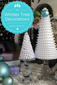 simple crafted tree decoration the curious and crafty world of