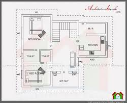 two bedroom home plans top two kerala house plans and elevations 2 bedroom 2