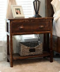Pottery Barn Knock Off Desk 90 For Two Pottery Barn Inspired Nightstands
