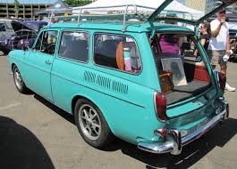 volkswagen squareback 1970 reborn cruise attracts thousands classiccars com journal