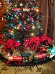 home depot xmas lights musical christmas train carriages tree headlight tracks xmas party