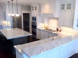 Kitchen Slab Design Countertop Carrara Marble Countertop Marble Vs Quartz Most